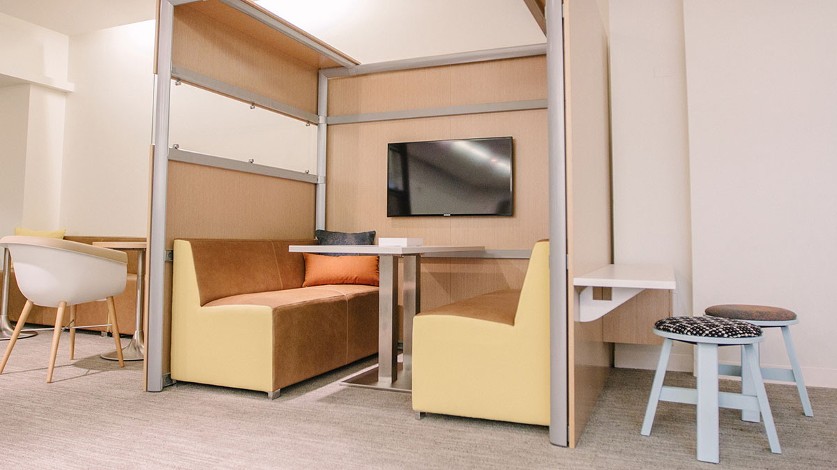 Neocon 2015 Area 18 First Office
