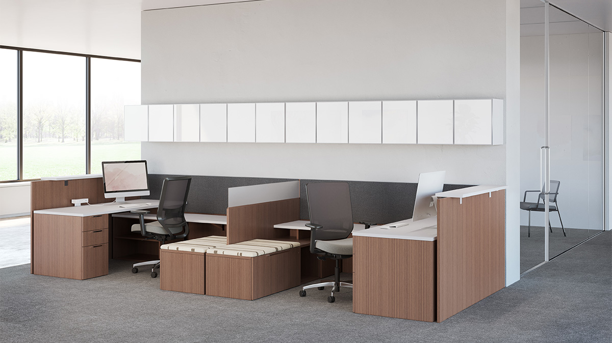 First Office - Open office furniture