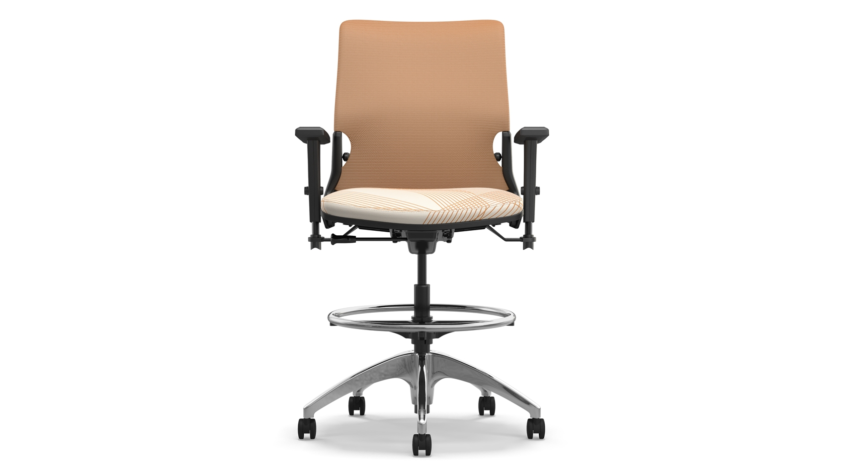 Highmark InSync Office Stool