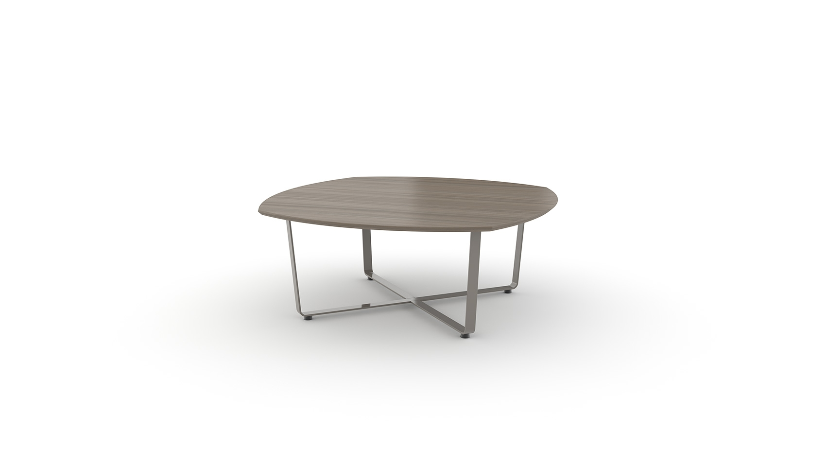 With A Sleek Stainless Steel Base And Multiple Surface Options That Include  Veneer, Laminate And Solid Surface, The Basket Tables Distinct ...