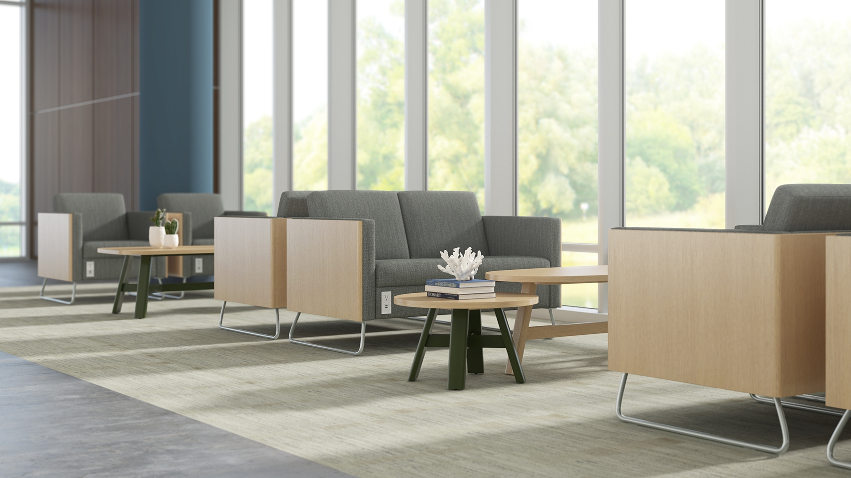 Cascade Occasional Tables Combine The Beauty Of Organic Shapes Inspired By  Nature With Interesting Material And Color Selections.