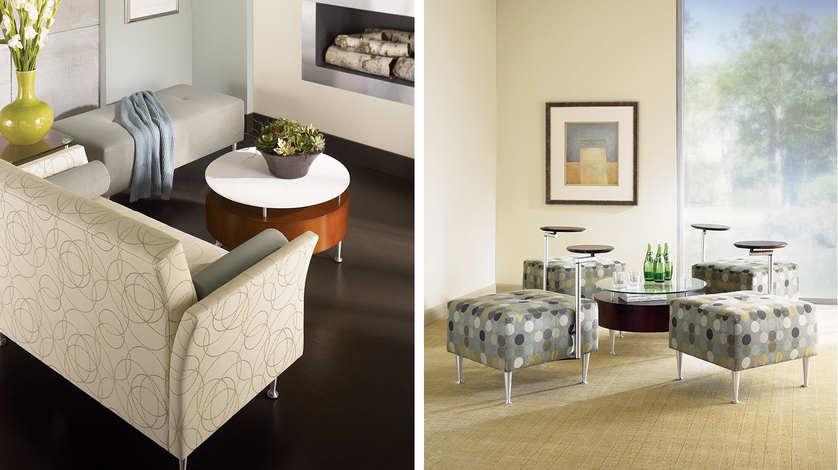 Retrospect Looks Better Than Ever! Fresh, Modern, Clean Lines Allow  Specifies To Personalize And Update Space Designs. Optional Arm Designs,  Back Placements ...