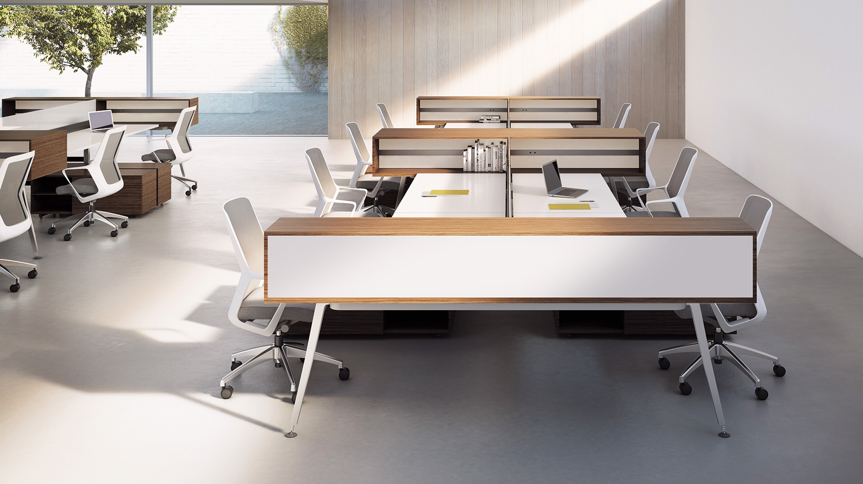 Ofs Office Furniture Property Eleven Workspace  Ofs