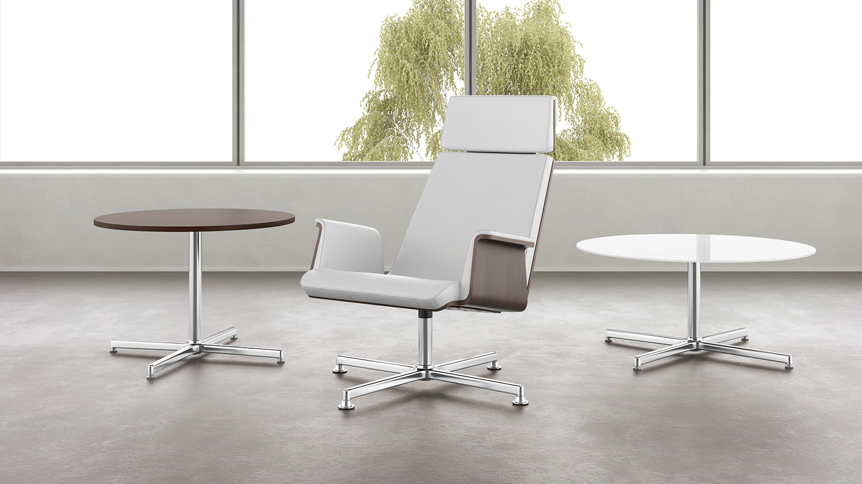 The Madrid Seating Collection Was Designed To Complement A Variety Of Table  Heights And Types Including Conference, Occasional And Desk Applications.