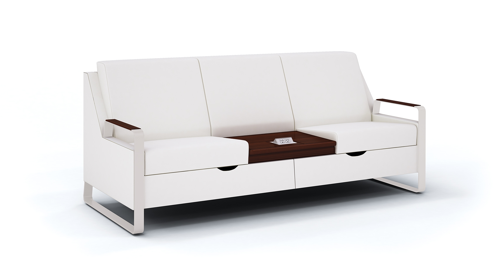Superbe Reverie Is A Sleepover Sofa For Healthcare Spaces That Offers Supreme Form  And Function. Thoughtfully Designed With Multiple Arm Styles, ...