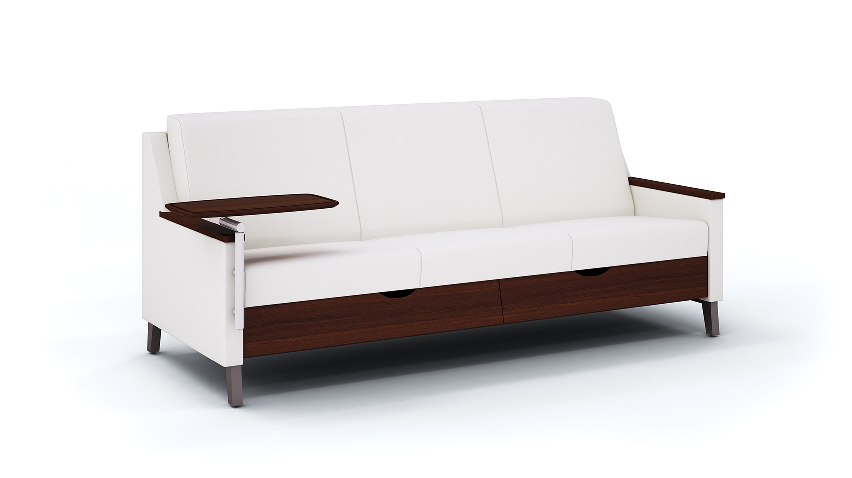 Attirant Reverie Is A Sleepover Sofa For Healthcare Spaces That Offers Supreme Form  And Function. Thoughtfully Designed With Multiple Arm Styles, ...