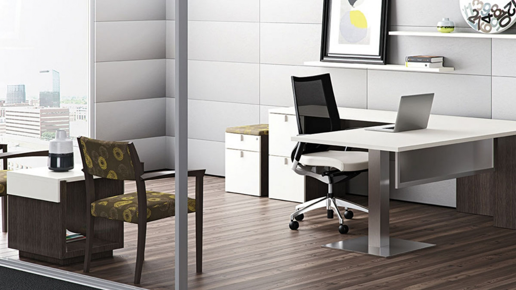 Pulse first office for Office design 10x10