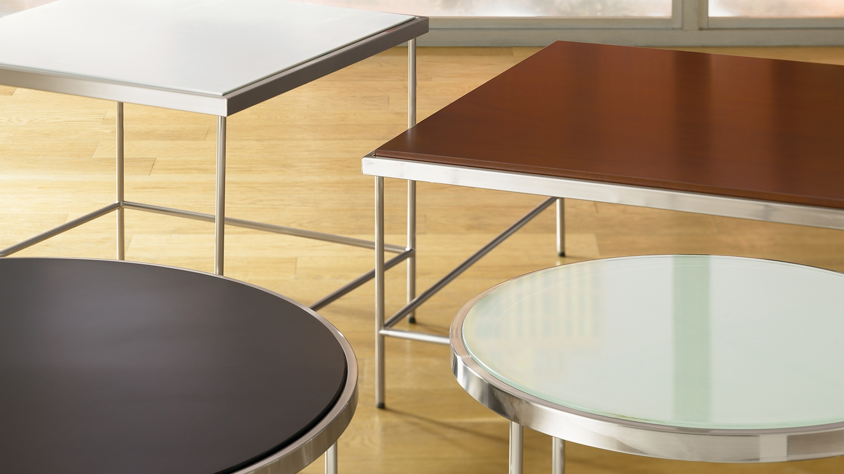 Simple And Modern Combine To Create A Truly Classic Design! Two Shapes,  Four Sizes And An Abundance Of Top Surface Possibilities!